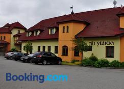 Hotel Tri Vezicky - Jihlava - Building