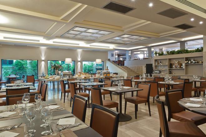 FH 地中海大酒店 - 佛羅倫斯 - 佛羅倫斯 - 餐廳