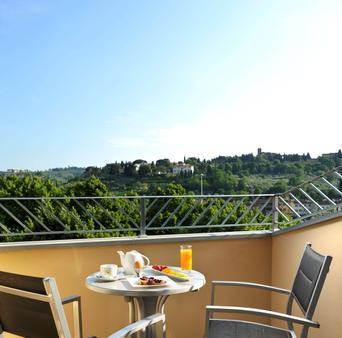 Fh55 Grand Hotel Mediterraneo - Florencia - Balcón
