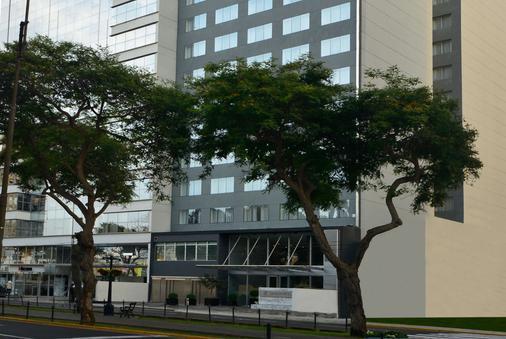 Dazzler by Wyndham Lima Miraflores - Lima - Building