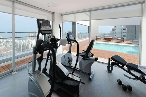 利馬達茲勒酒店 - 利馬 - 利馬 - 健身房