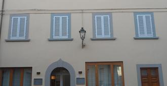 Albergo Giugni - Prato - Edificio