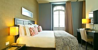 Internacional Design hotel - Lisbon - Bedroom