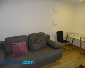 Ferienwohnung Stegmühle - Faistenau - Living room