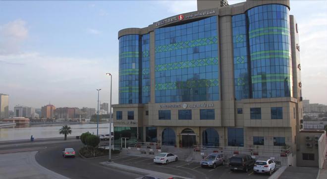 Al Andalus Tolen Hotel - Jeddah - Building