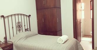 Comala Bed & Breakfast - Oaxaca - Bedroom