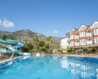 Adrasan Klados Hotel - Adrasan - Pool