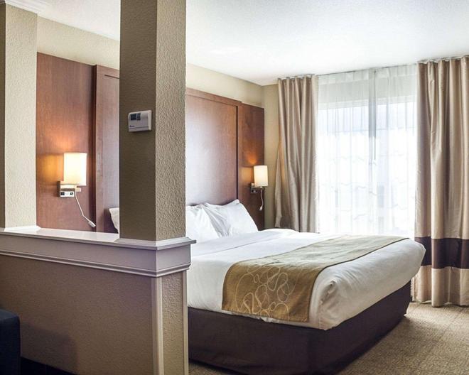 Comfort Suites - Minot - Habitación