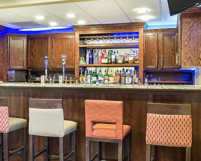 Comfort Suites - Minot - Bar
