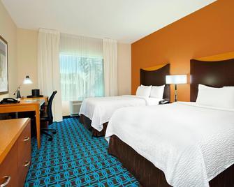 Fairfield Inn & Suites Fort Lauderdale Airport-Cruise Port - Dania Beach - Schlafzimmer