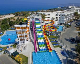 Laura Beach & Splash Resort - Paphos - Pool