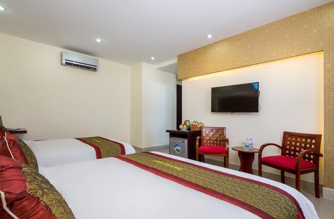 珍珠海酒店 - 峴港 - 峴港 - 臥室