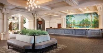 Embassy Suites by Hilton Fort Lauderdale 17th Street - Fort Lauderdale - Lobby