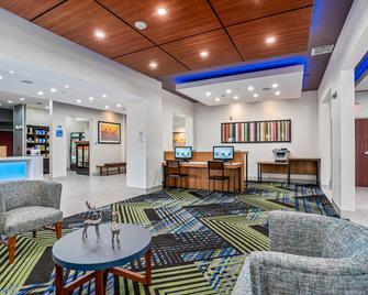Holiday Inn Express Suites Van Buren-Ft Smith Area, An Ihg Hotel - Van Buren - Лоббі
