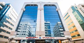 Welcome Hotel Apartments 1 - Dubai - Edificio