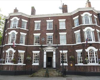 The Swan Tarporley - Tarporley - Edificio