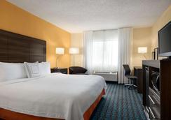 Baymont by Wyndham Tulsa - Tulsa - Bedroom