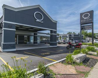 Quattro Suites & Conf. Centre, an Ascend Hotel Collection Member - Sault Ste Marie - Gebäude