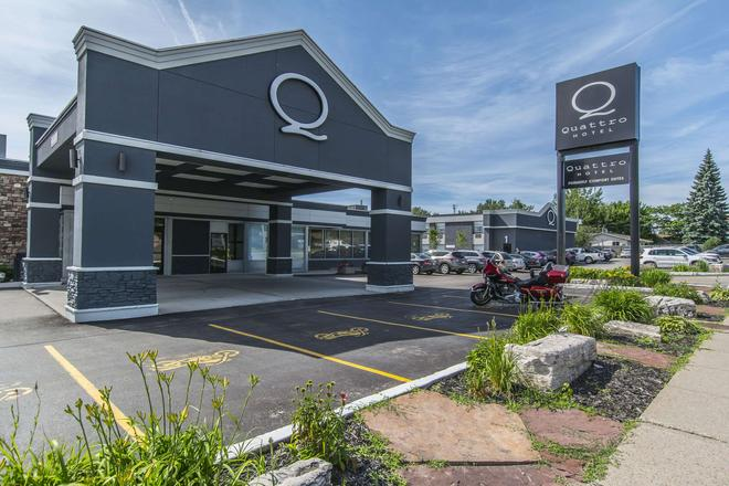 Quattro Suites & Conf. Centre, an Ascend Hotel Collection Member - Sault Ste Marie - Κτίριο
