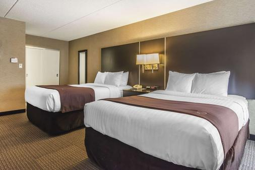Quattro Suites & Conf. Centre, an Ascend Hotel Collection Member - Sault Ste Marie - Bedroom