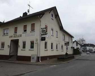 Pension Zum Adler - Idstein - Gebouw