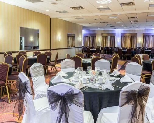 Clarion Hotel Somerset - Somerset - Banquet hall