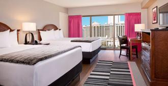 Flamingo Las Vegas Hotel & Casino - לאס וגאס - חדר שינה
