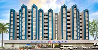 Nova Park Hotel - Sharjah - Building