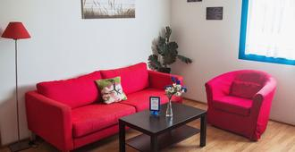 Grundarfjördur Hostel - Grundarfjordur - Sala de estar