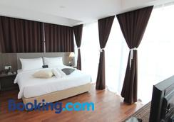 Nexus Regency Suites & Hotel - Shah Alam - Phòng ngủ