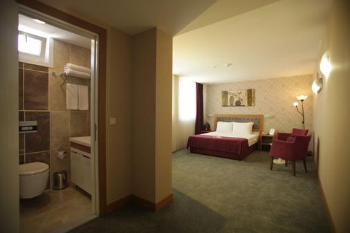 Helikon Business Hotel - Istanbul - Bedroom