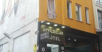 Ayyildizlar Hotel - Istambul - Edifício