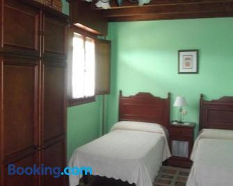 La Canaleja - Villarcayo - Schlafzimmer