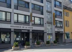 Hotel De La Poste - Martigny - Building