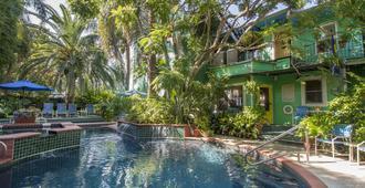 格林之家酒店 - 新奥爾良 - 紐奧良 - 游泳池