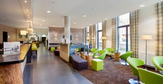 Holiday Inn Express Augsburg - Augsburgo - Recepción