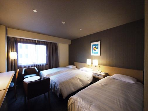 Ark Hotel Kyoto - Route-Inn Hotels - - Kyoto - Phòng ngủ