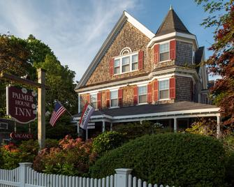 Palmer House Inn - Falmouth - Building