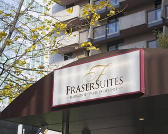 Fraser Suites Harmonie Paris La Défense - Courbevoie - Building