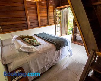 Malie Chalés - Paranaguá - Bedroom