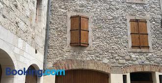 Chambre du couvent - Narbona - Edificio