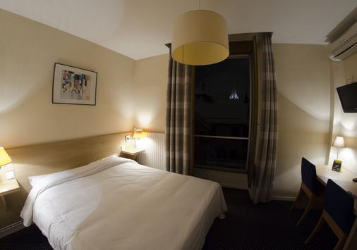諾德斯濤特爾酒店 - 安錫 - 安錫 - 臥室