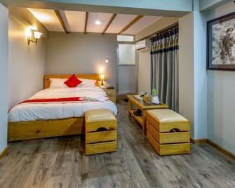 桑格拉哈拉亞旅館 - 巴克塔普爾 - 臥室