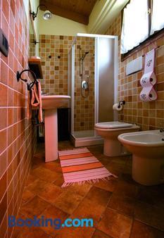 Corte Tamellini - Soave - Bathroom