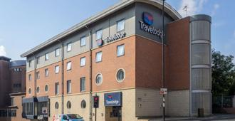 Travelodge Newcastle Central - Newcastle upon Tyne - Building