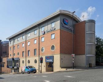 Travelodge Newcastle Central - Newcastle-upon-Tyne - Building