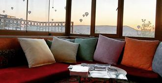 Cappadocian House - Adults Only - Göreme - Living room