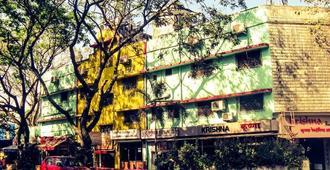 Hotel Metro Plaza - Bombay - Utomhus