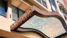 Orchard Garden Hotel - San Francisco - Rakennus