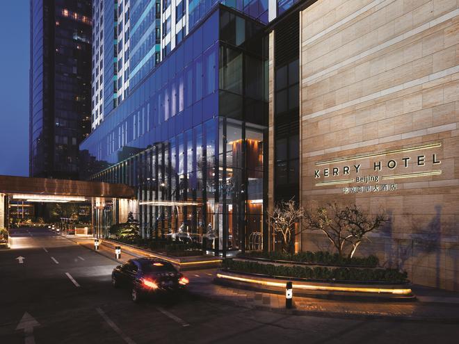香格里拉北京嘉里中心大酒店 - 北京 - 建築